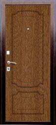Образец фрезеровки панели МДФ №1541