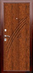 Образец фрезеровки панели МДФ №1551