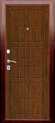 Образец фрезеровки панели МДФ №1561