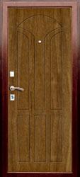 Образец фрезеровки панели МДФ №1591