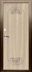Образец фрезеровки панели МДФ №1601