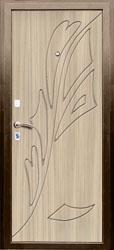 Образец фрезеровки панели МДФ №1610