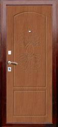 Образец фрезеровки панели МДФ №1631