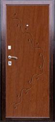 Образец фрезеровки панели МДФ №1641
