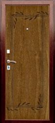 Образец фрезеровки панели МДФ №1691