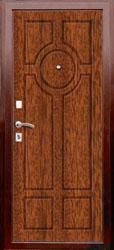 Образец фрезеровки панели МДФ №1710