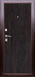Образец фрезеровки панели МДФ №1721