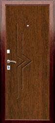 Образец фрезеровки панели МДФ №1741