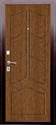 Образец фрезеровки панели МДФ №1771