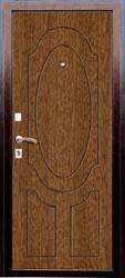 Образец фрезеровки панели МДФ №1791