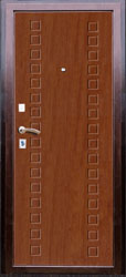 Образец фрезеровки панели МДФ №1801