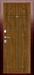 Образец фрезеровки панели МДФ №1810