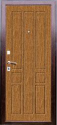 Образец фрезеровки панели МДФ №1821