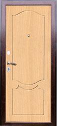 Образец фрезеровки панели МДФ №1881