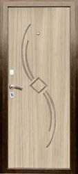 Образец фрезеровки панели МДФ №1891