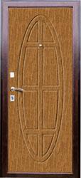 Образец фрезеровки панели МДФ №1911