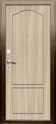 Образец фрезеровки панели МДФ №1971