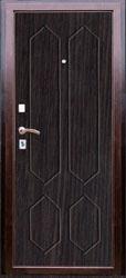 Образец фрезеровки панели МДФ №1981