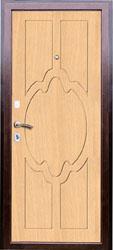 Образец фрезеровки панели МДФ №2010