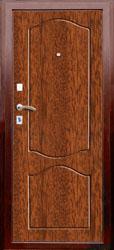 Образец фрезеровки панели МДФ №2051