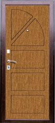 Образец фрезеровки панели МДФ №2110