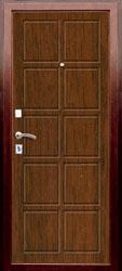 Образец фрезеровки панели МДФ №2111