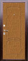Образец фрезеровки панели МДФ №2121