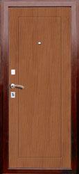 Образец фрезеровки панели МДФ №2131