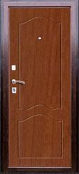 Образец фрезеровки панели МДФ №2161