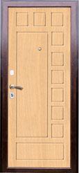 Образец фрезеровки панели МДФ №2171