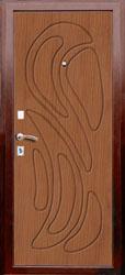Образец фрезеровки панели МДФ №2210
