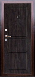 Образец фрезеровки панели МДФ №2231