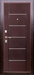 Образец фрезеровки панели МДФ №247