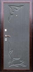 Образец фрезеровки панели МДФ №281