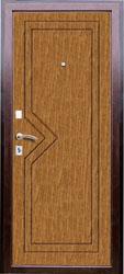 Образец фрезеровки панели МДФ №81