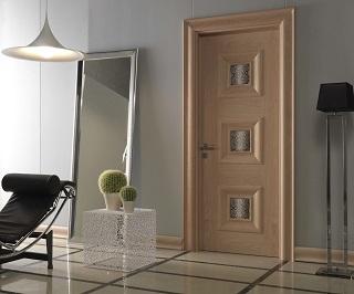 Изготовление дверей в интерьер квартиры - фото