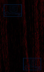 Плёнка ПВХ фактура махагон мрак