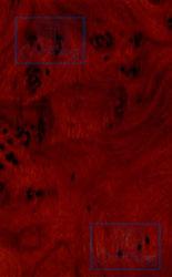 Плёнка ПВХ фактура кровавая мгла