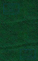 Дерматин зелёный флок