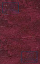 Дерматин-индия флок бордовый