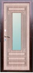 Двухарочное зеркало