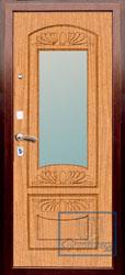 Зеркало гербовой формы