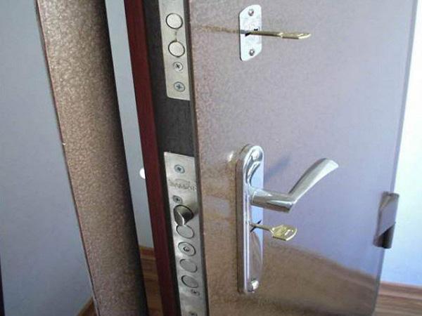 Несколько правил выбора качественной входной двери